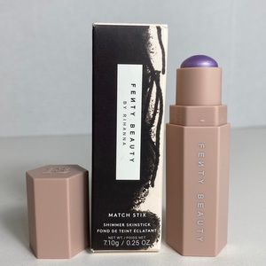 Fenty Match Stix Shimmer SkinStick Unicorn Purple